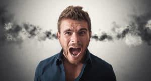 Image homme stressé - ecole de pnl de lausanne - epnll
