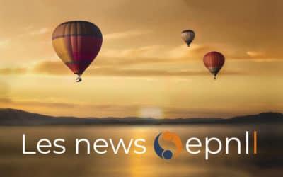 Les News de juillet 2019