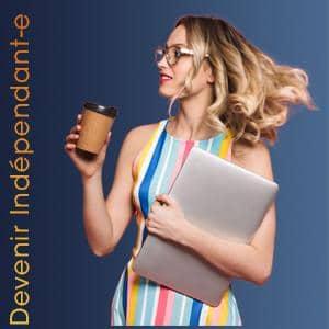Image produit boutique formation Devenir Indépendant - Ecole de PNL de Lausanne - EPNLL - 300x300
