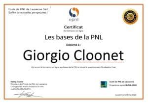 Image : Certificat les bases de la PNL - Formation vidéo en ligne - epnll - ecole de pnl de lausanne